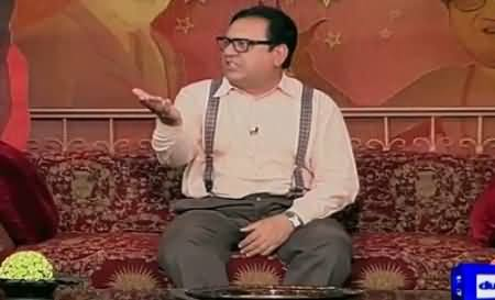 Hasb e Haal on Dunya News – 22nd October 2015
