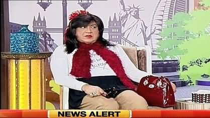 Hasb e Haal On Dunya News - 24th April 2016