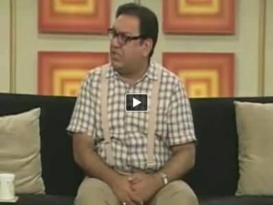 Hasb e Haal on Dunya News – 24th August 2014