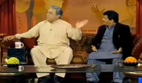 Hasb e Haal On Dunya News - 25th December 2015