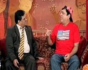 Hasb e Haal on Dunya News – 25th July 2015