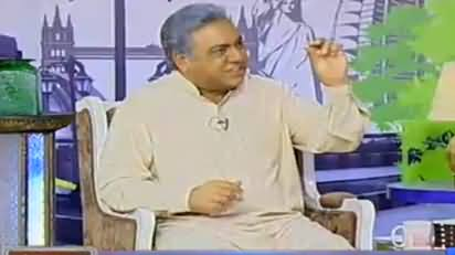 Hasb e Haal On Dunya News - 25th March 2016