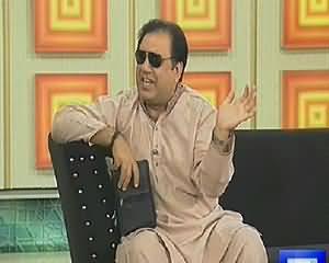 Hasb e Haal on Dunya News – 25thApril 2014
