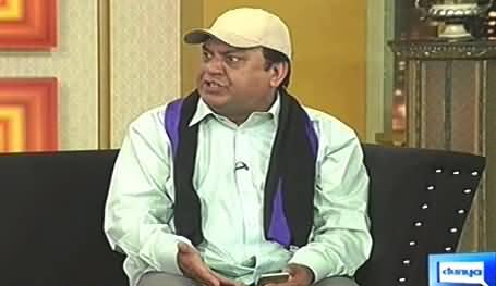 Hasb e Haal on Dunya News – 4th October 2014