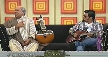 Hasb e Haal on Dunya News – 5th October 2014