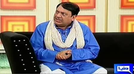 Hasb e Haal on Dunya News – 7th March 2015