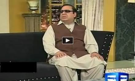 Hasb e Haal on Dunya News - 8th February 2014