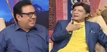 Hasb e Haal (Qavi Khan & Babra Sharif Special) - 17th August 2019