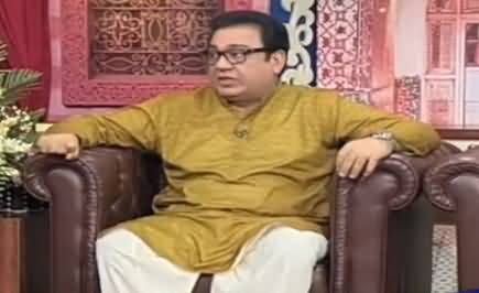 Hasb e Haal (Special Show) - 18 August 2019