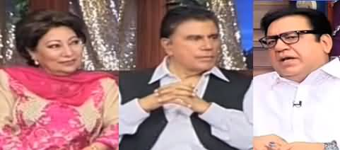 Hasb e Haal (Tariq Aziz, Qavi Khan) - 18th June 2020