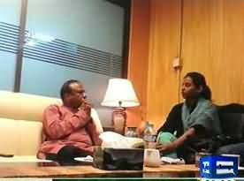 Hasb e Haal Team Exposing the Fake Amil M A Khan Noori Jinnon Ki Hazri Karte hue with His Secret Videos