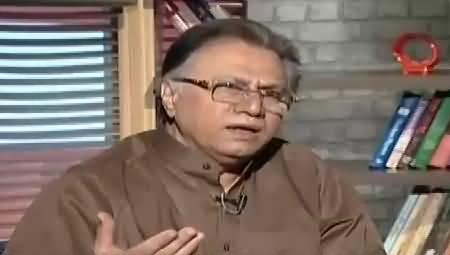 Hassan Nisar Badly criticizing Nawaz Sharif´s word ( I LOVE YOU TOO )