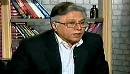 Hassan Nisar Bashing PMLN Govt on Making False Promises About Load Shedding