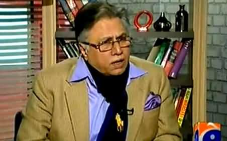 Hassan Nisar Bashing PMLN Leadership On Their Arguments About Petrol Crisis
