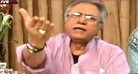 Hassan Nisar Bashing PMLN On Taking Credit For Making Pakistan A Nuclear Power