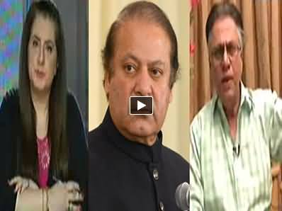 Hassan Nisar Bashing Sharif Family & Exposing Their Crimes in Live Show
