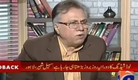 Hassan Nisar Blasts on Those Who Are Objecting The Raids of Director Food Ayesha Mumtaz
