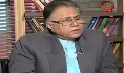 Hassan Nisar Comments on Chaudhry Nisar's Recent Statement