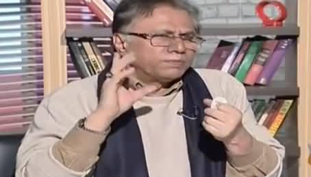Hassan Nisar Comments on Chaudhry Nisar's Statement About Maryam Nawaz