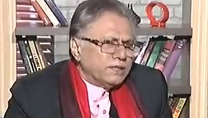 Mere Mutabiq With Hassan Nisar (Discussion on Current Issues) - 7th January 2018