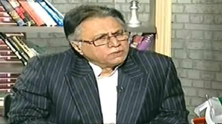 Hassan Nisar Comments on Maulana Fazal ur Rehman's Statement About PTI Women