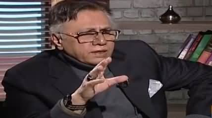 Hassan Nisar Comments on PM Nawaz Sharif's Poetry