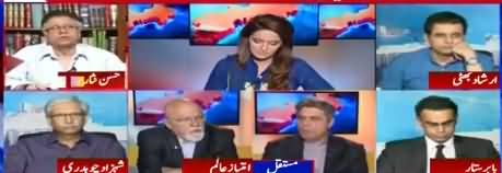 Hassan Nisar Comments on The Release of Nawaz Sharif & Maryam Nawaz