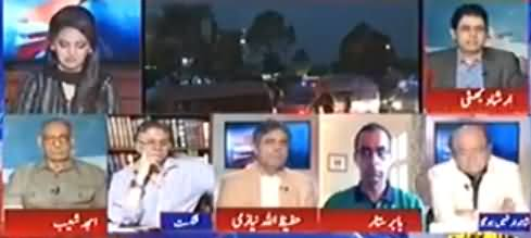Hassan Nisar Critical Analysis on Nawaz Sharif Speech in Rally