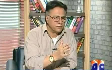 Hassan Nisar Doing Post Mortem of All the Programs and Talks Shows of Geo Tv