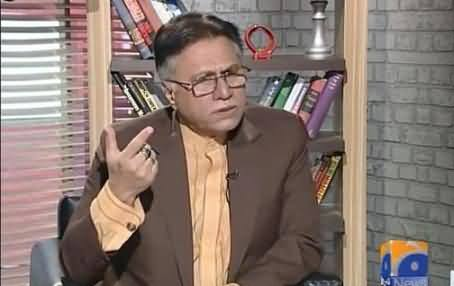 Hassan Nisar Exposing the Real Business of Sharif Family, Must Watch
