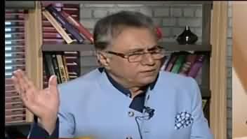 Hassan Nisar's Befitting Reply to Maryam Nawaz on Her Statement Against Pervez Musharraf