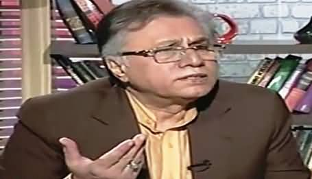 Hassan Nisar Great Analysis on The Issue of PTI Members D-Seating