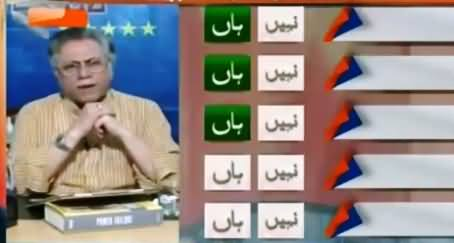 Hassan Nisar Great Reply on The Issue of Withholding Tax & Public Protest