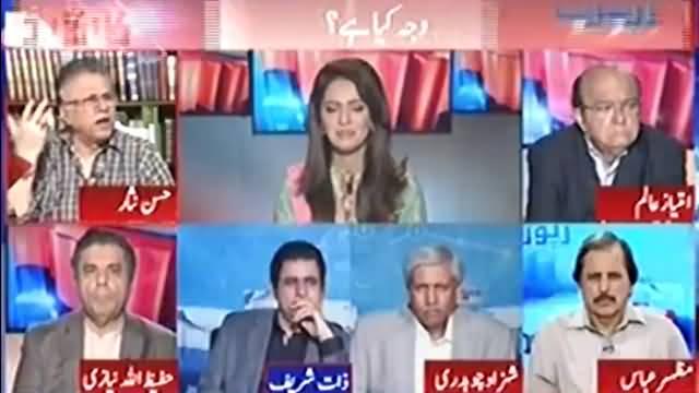 Hassan Nisar's Critical Analysis on Nawaz Sharif's Return