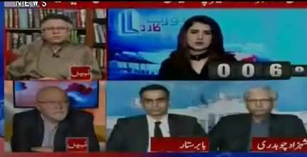 Hassan Nisar´s Analysis on  voting rights to overseas Pakistanis