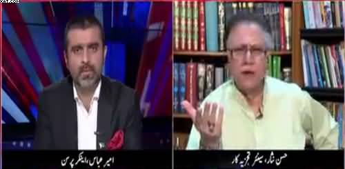 Hassan Nisar's Befitting Reply To Those Who Are Criticizing PM Imran Khan