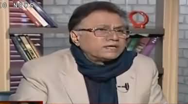 Hassan Nisar's Critical Comments on Maryam Nawaz Statement Against Chief Justice