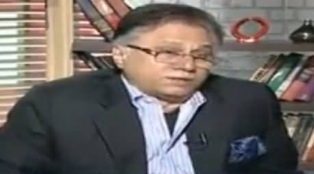 Hassan Nisar Slams Nawaz Sharif For Saying That He Didn't Receive Money in Asghar Khan Case