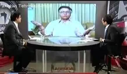 Hassan Nisar Telling in Angry Mood What Imran Khan Do With His Servants
