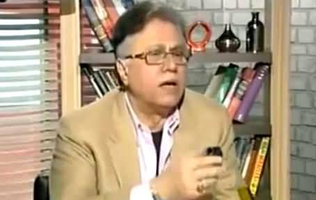 Hassan Nisar Telling What Kind of People Send Their Children to Madrassas