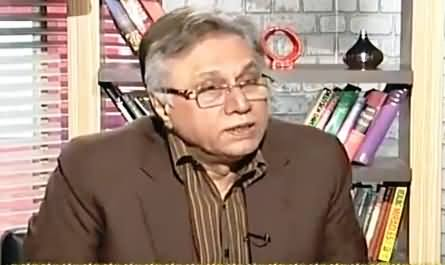 Hassan Nisar Telling Why He Has Started Hating Singer Rahat Fateh Ali Khan