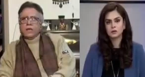 Hassan Nisar Tells How Fawad Chaudhry Tried to Meet Him But He Refused