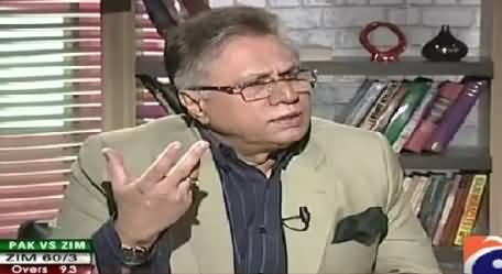 Hassan Nisar Unhappy on Eid-e-Qurban, But Why? Listen What He Says