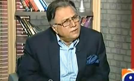 Hassan Nisar Views on Imran Khan's Demand of ISI and MI Inclusion in Commission