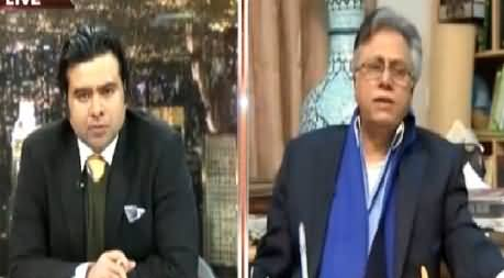 Hassan Nisar Views on Nabil Gabol's Decision to Leave MQM