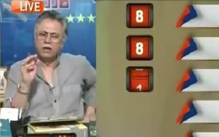 Hassan Nisar Views on the Killing of LeJ Chief Malik Ishaq in Police Encounter