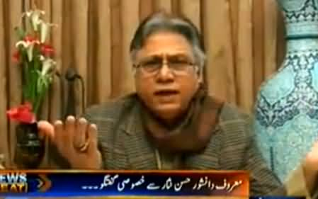 Hassan Nisar Views on the Poor Performance of Pakistani Team in World Cup