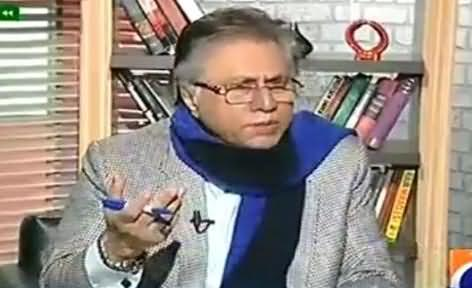 Hassan Nisar Views on The Protest of People Against Orange Train Project