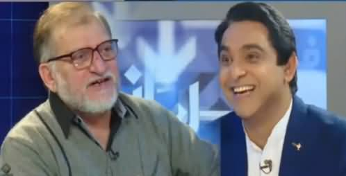 He Always Talks About Public - Orya Maqbool Jan Praising Sheikh Rasheed