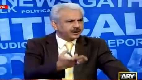 Head of State Should Be Clean And Honest - Arif Hameed Bhatti